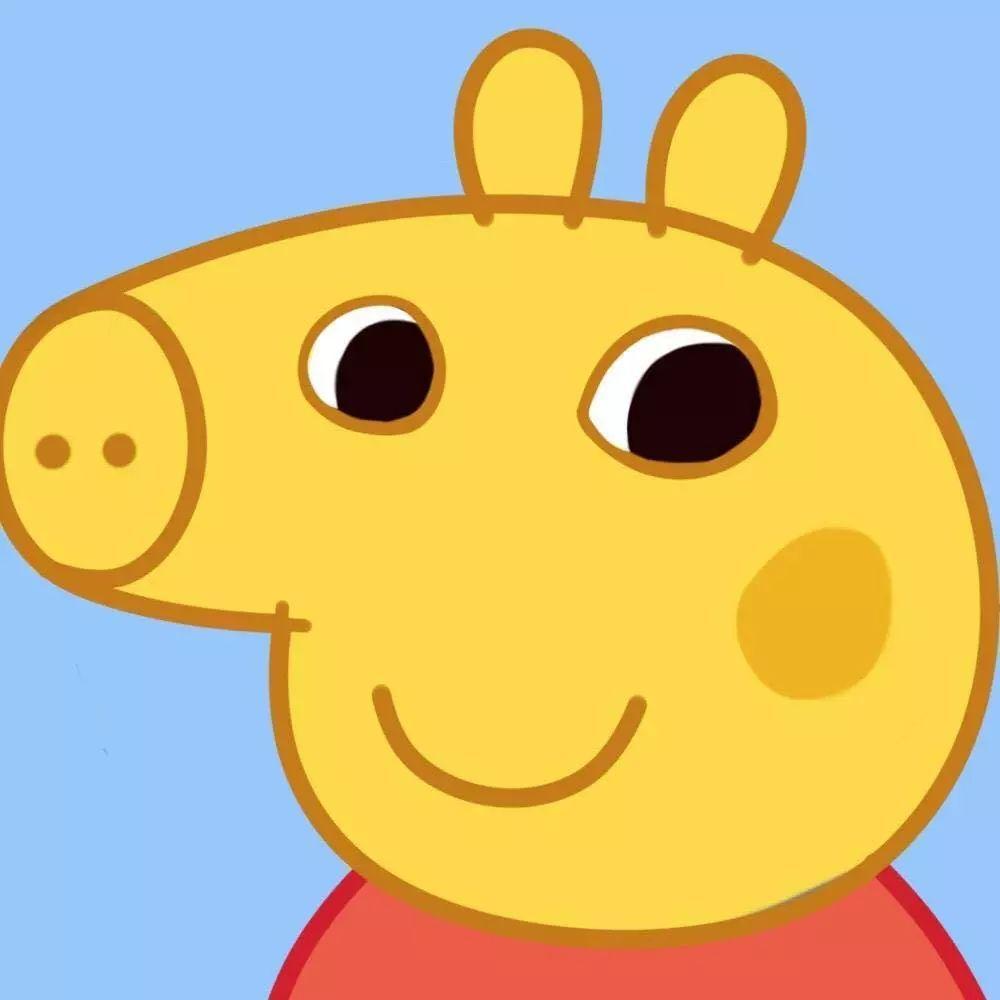 乐观家族版小猪佩奇