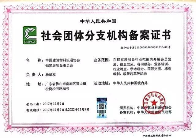 秦占学当选为中国建筑材料流通协会第六届图片
