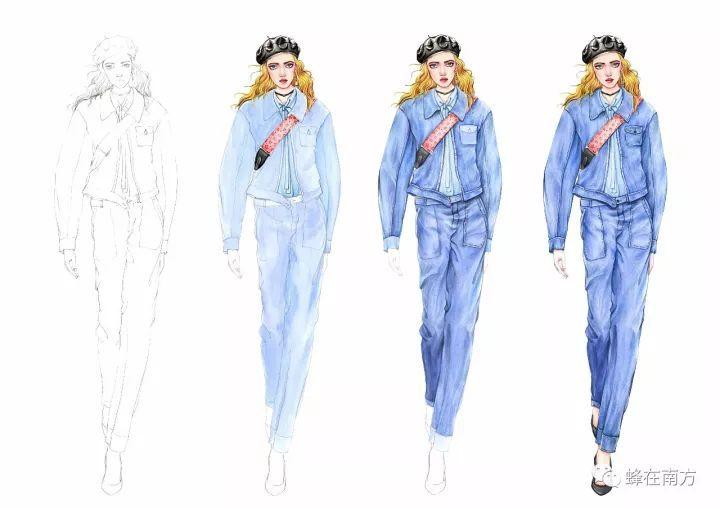 1.服装设计专业学生,想提高手绘能力者 2.