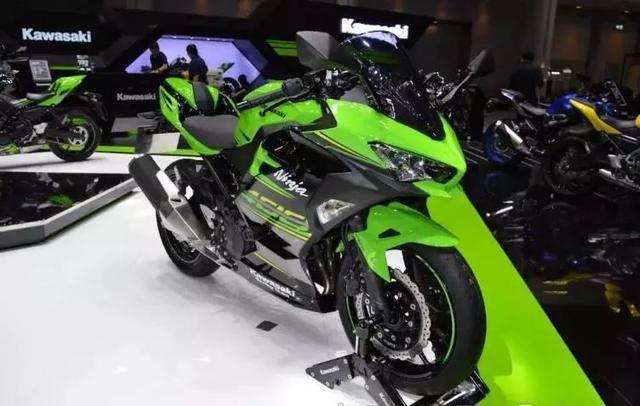 >>川崎ninja400