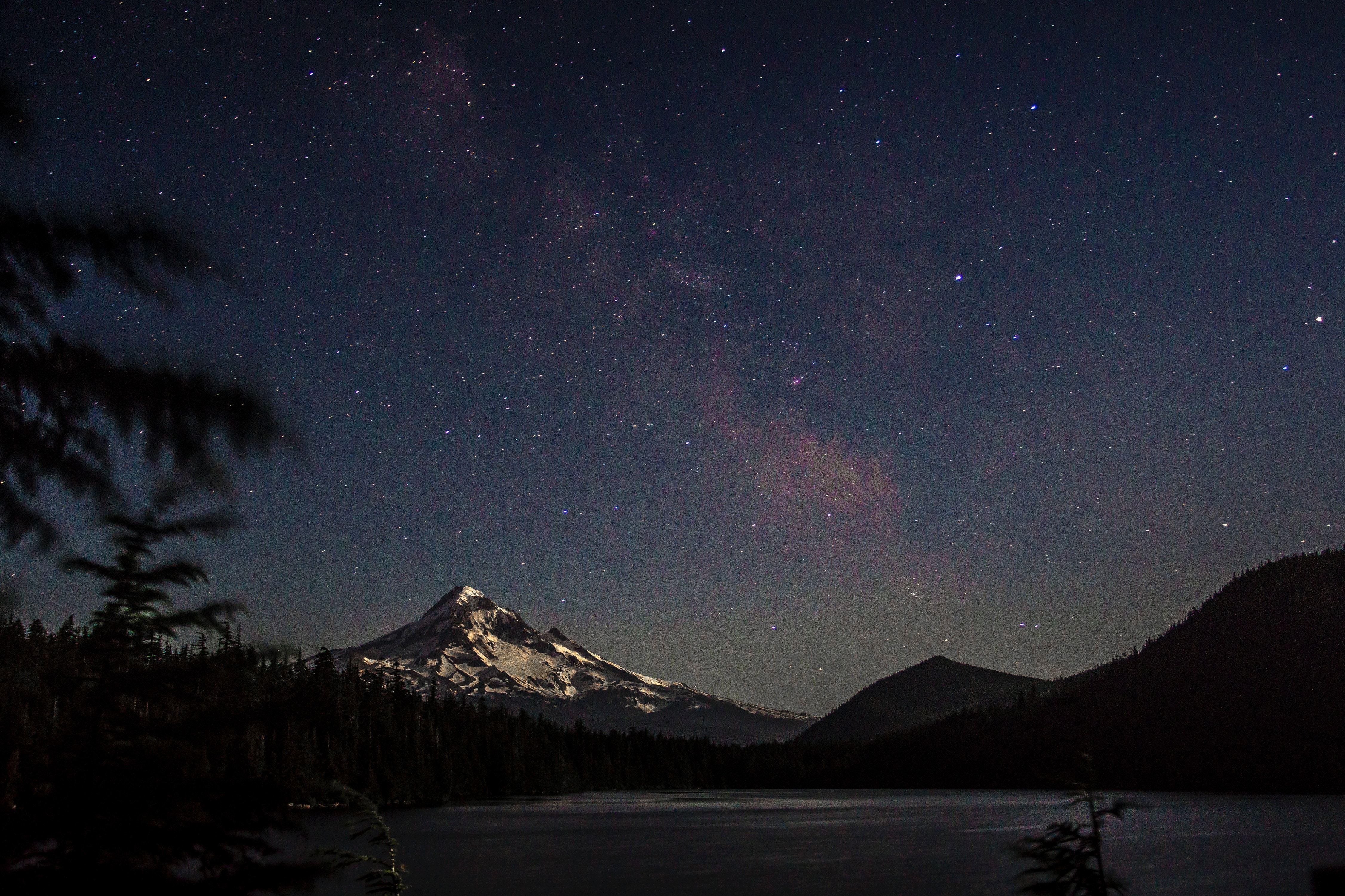 的如_漂亮的银河,最后一张 牛郎织女来相会