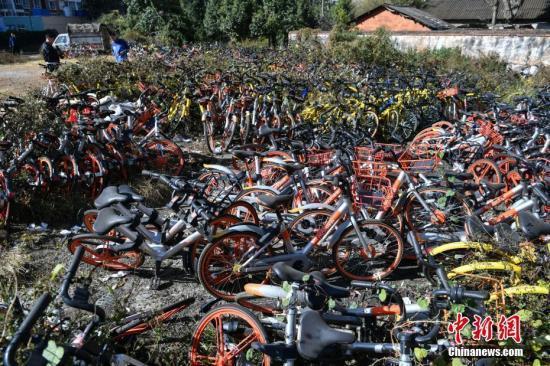共享单车在寒风中裸奔_消费者押金维权有多难?