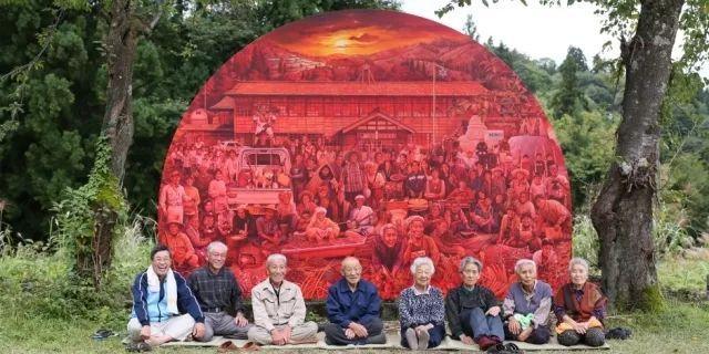 日本大地艺术节_探展  日本越后妻有大地艺术节——第一站:十日町