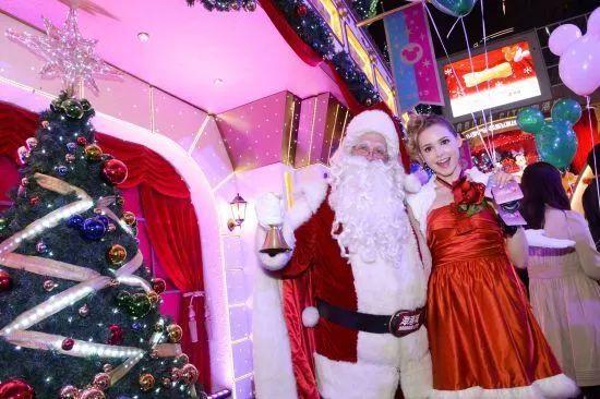 无与伦比的圣诞舞会,你get到了吗图片