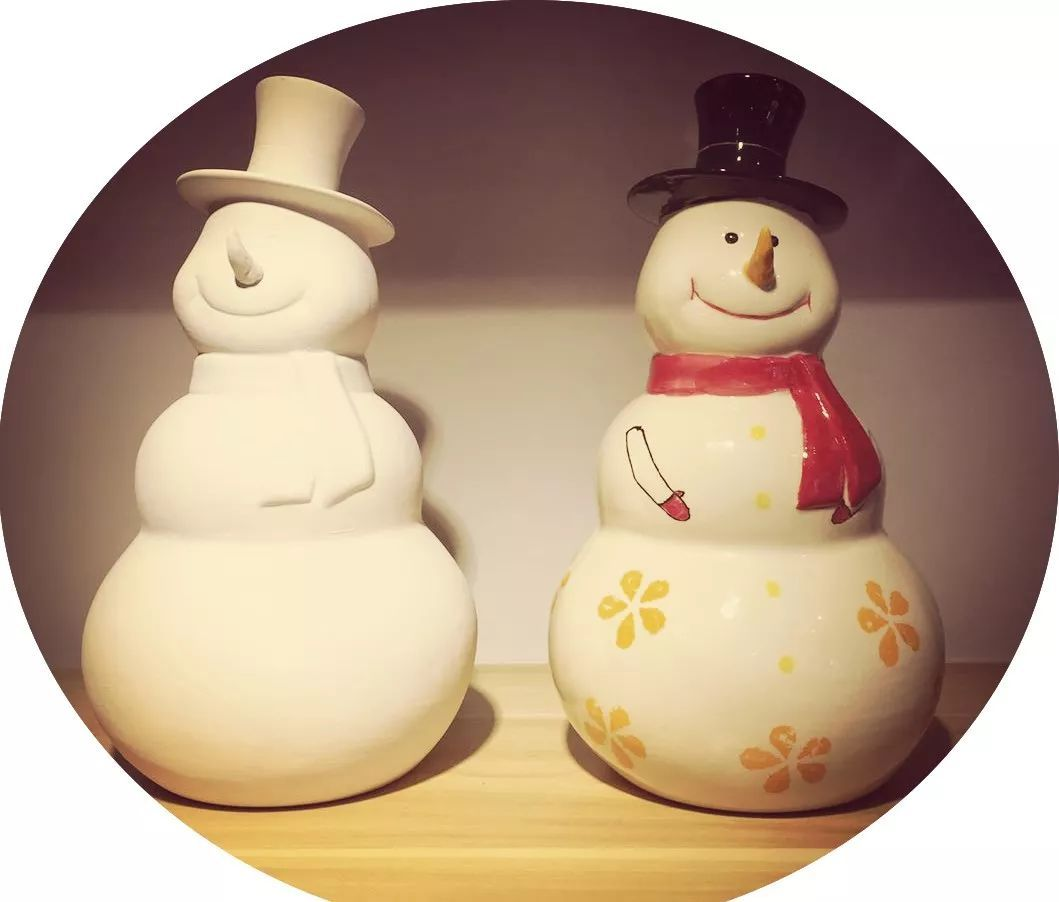 远离刑事风险 亲子系列:陶瓷手绘 慕斯蛋糕制作 圣诞花环diy