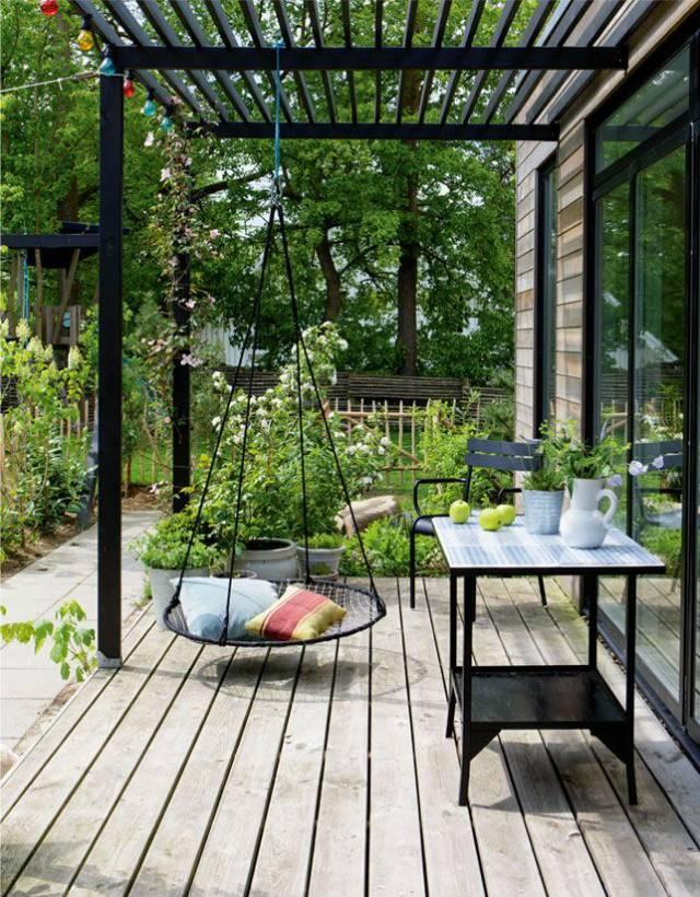 如何把您乡下的院子布置漂亮而且实用