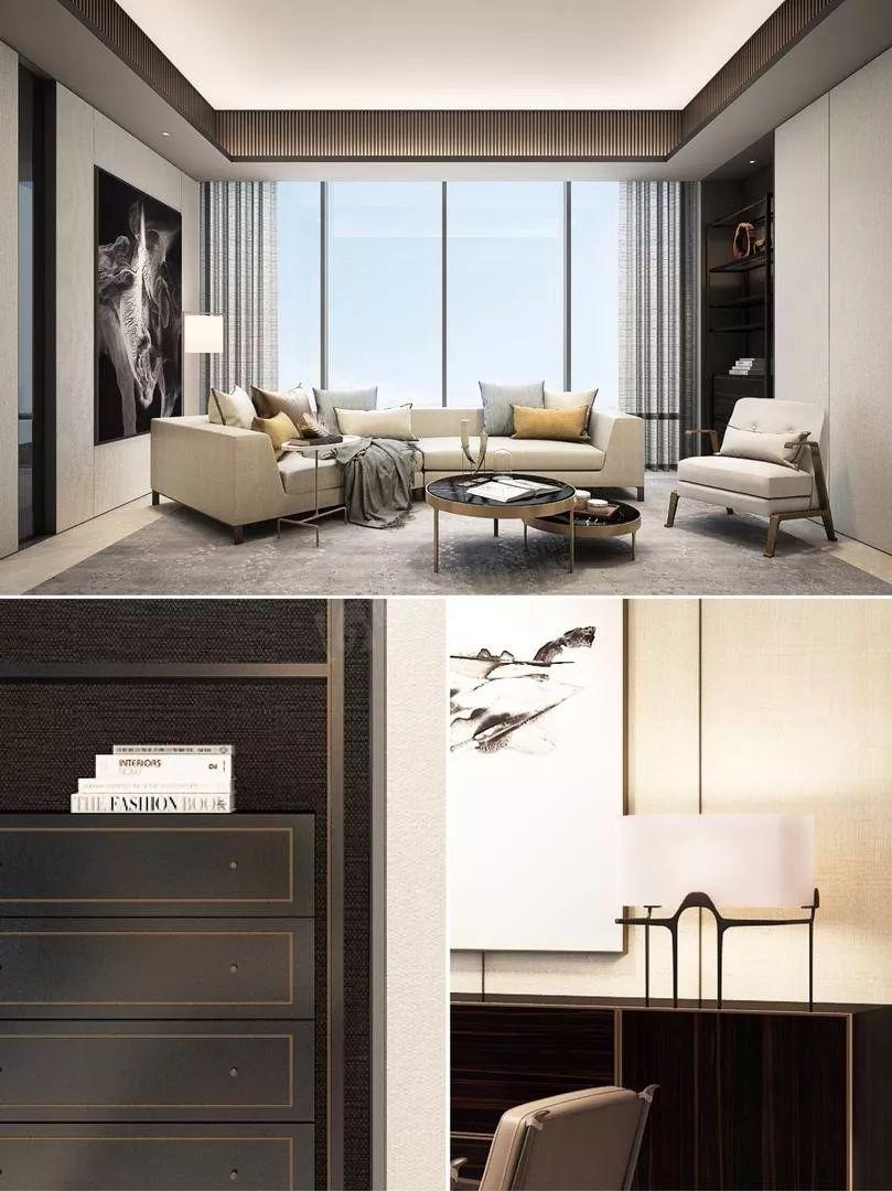 chan是顶级家具品牌poliform的合作设计师) 由纽约的siras和新加坡