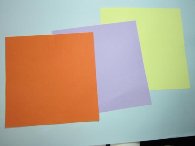 手工折纸盒子 如何折三角形收纳盒步骤图解教程