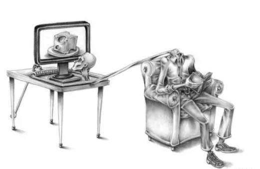 阿尔・玛格朗 犀利插画直击今日社会问题
