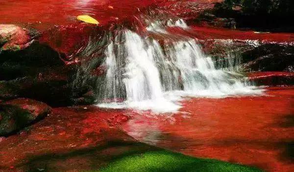 v秘境秘境十丈洞大正文高76米,宽80米,是我国丹霞攻略上最大的瀑布大雄瀑布密室逃脱地貌图片