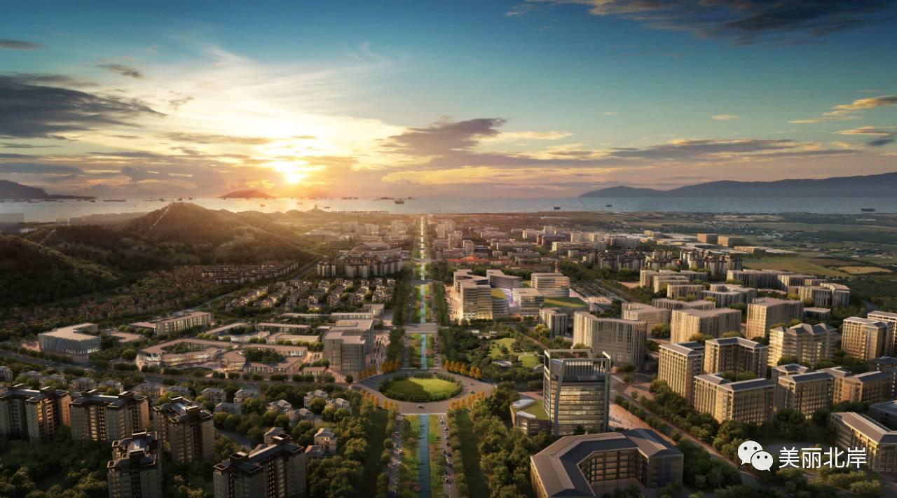 妈祖国际医疗健康小镇入围省第二批特色小镇创建名单