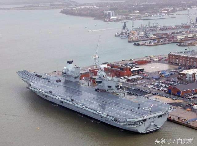 英国航母服役俄罗斯媒体沸腾了口水战被再度