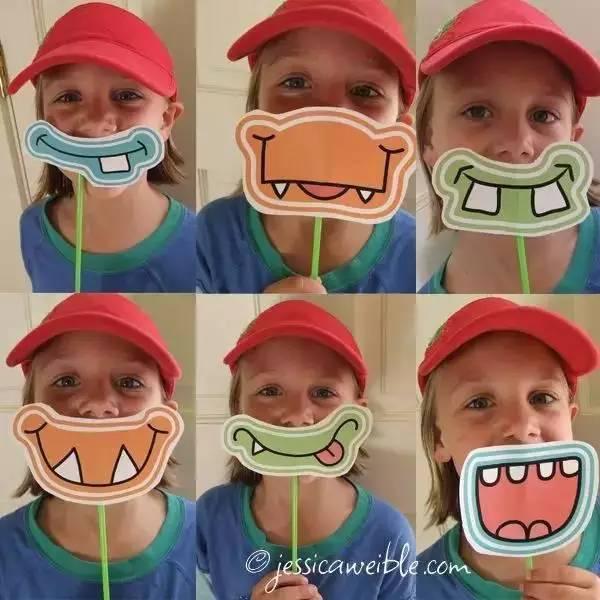 面具做法 步骤图解