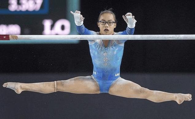 出生中国却被遗弃,天才体操女孩为美国夺冠,坦言不想见亲生父母