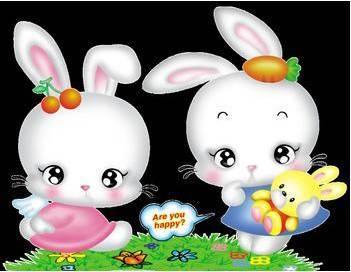 【听故事】小白兔,白又白,蹦蹦跳跳真可爱.