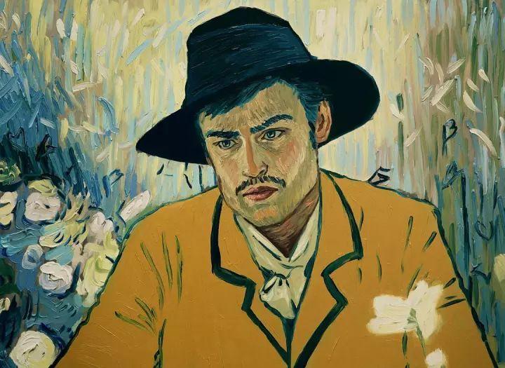 《至爱梵高·星空之谜》65000幅手绘油画,美到让人窒息