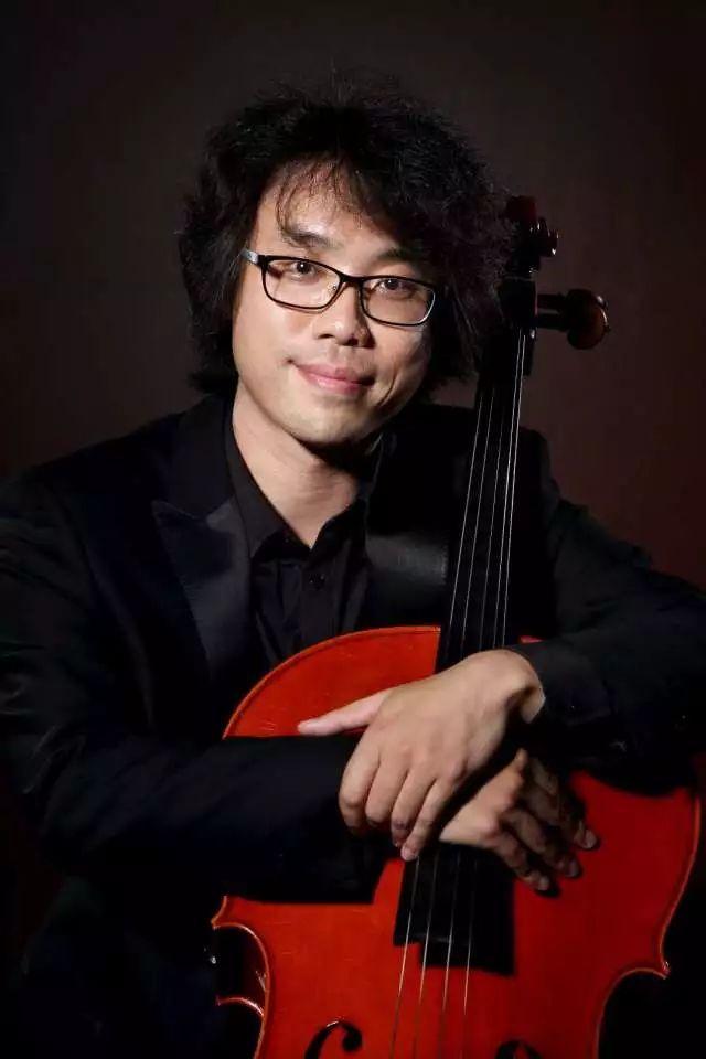 大提琴——孙小松