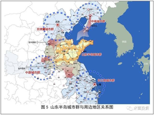 历史 正文  从全国的位置看,山东半岛位于三大城市群的连接处,却也图片