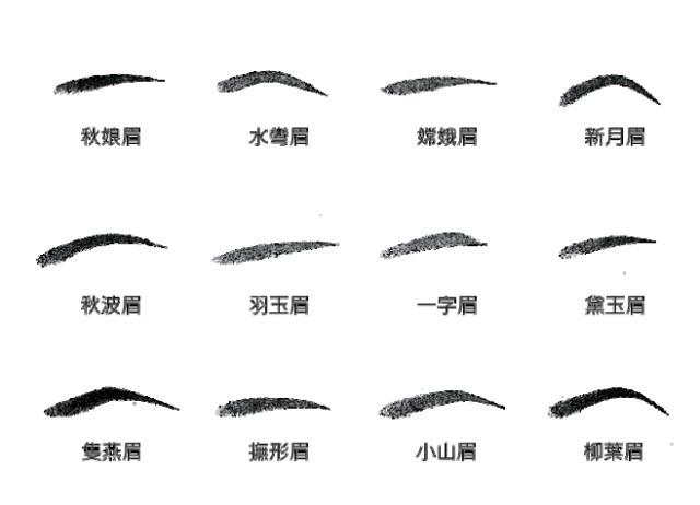 化妆小白怎么画眉毛 超简单步骤