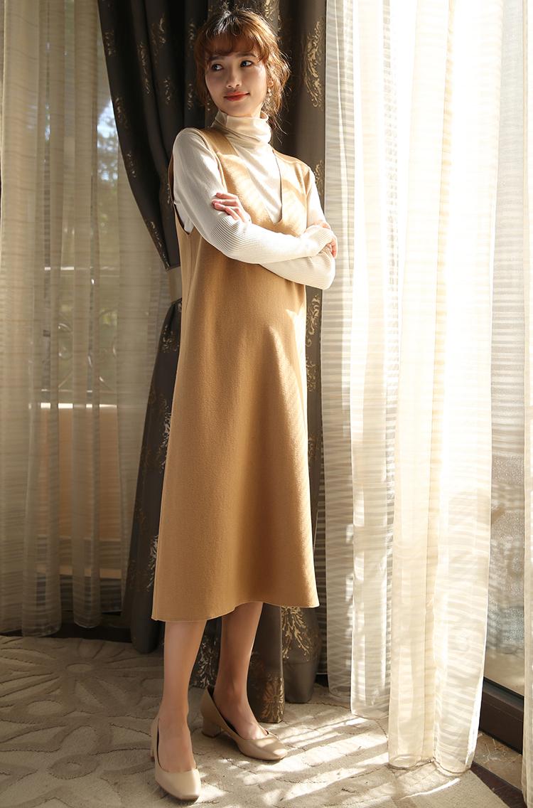 干女人bi图片_显瘦不显肉,8款高阶打底衫,精致女人想要的精致感