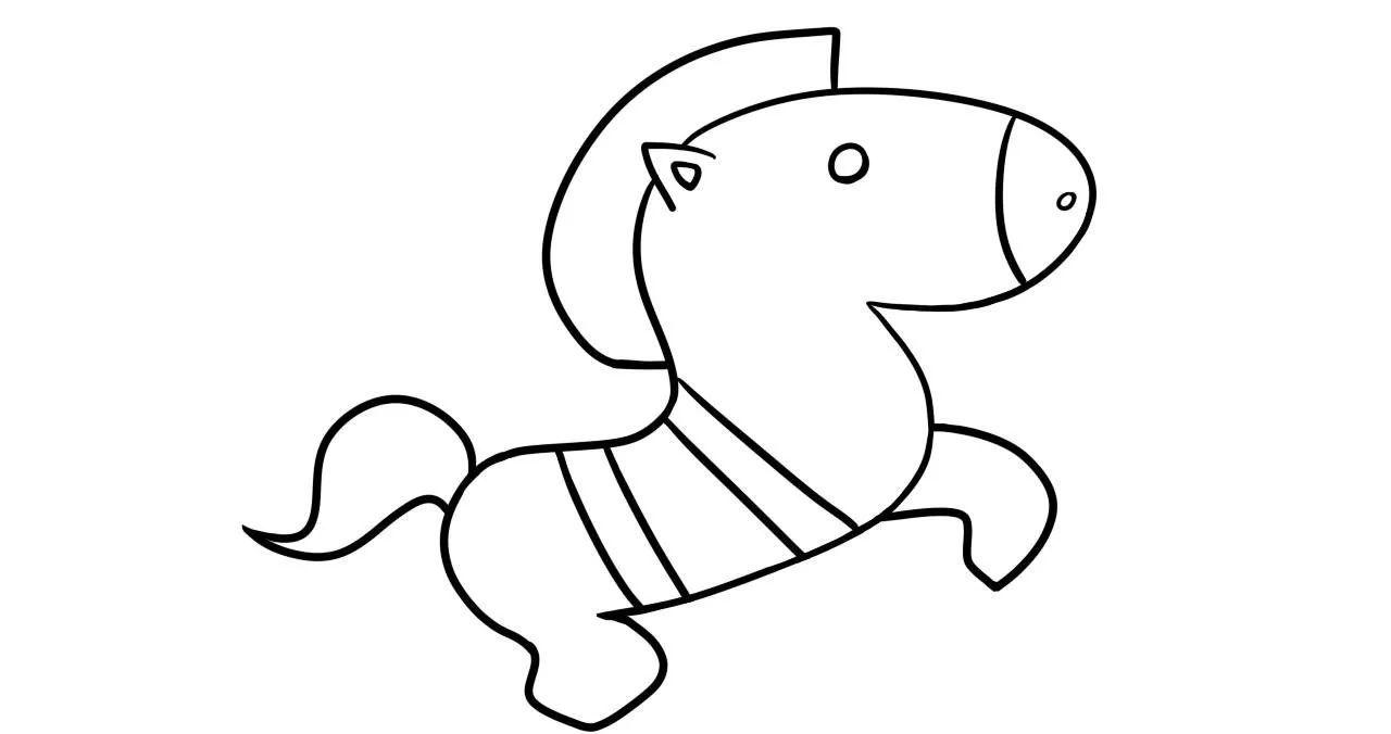 师讯网推荐 幼儿园可爱简笔画教程,简单易画