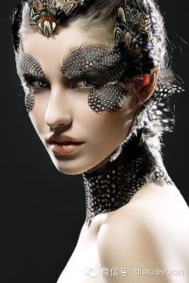 唐妆,芭比妆,印度妆,鬼妆,创意妆,新娘妆图片