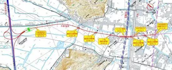 甬台温高速公路将增设鳌江互通工程