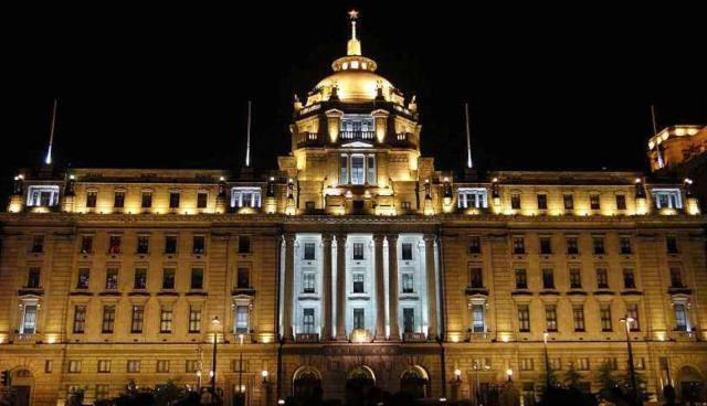 上海浦东银行_探访时刻‖上海这些值得一看的建筑,你知道吗?