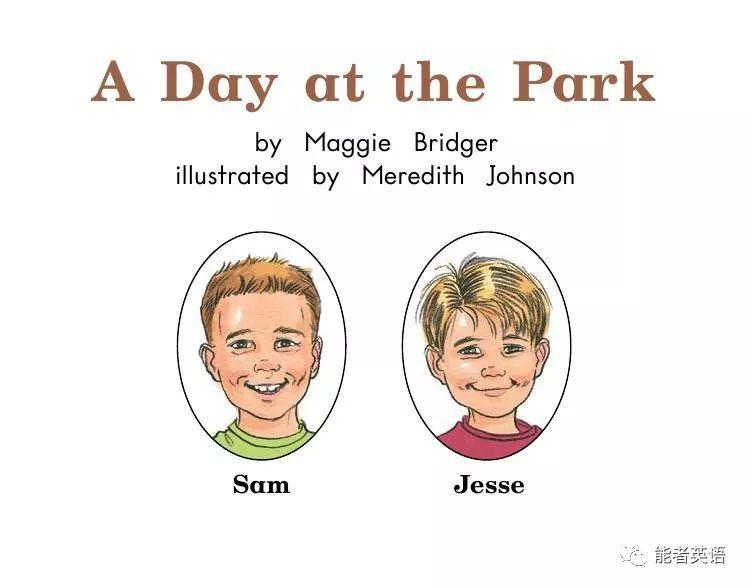 【海尼曼g1】31《a day at the park》来啦,aaron给大家带福利!