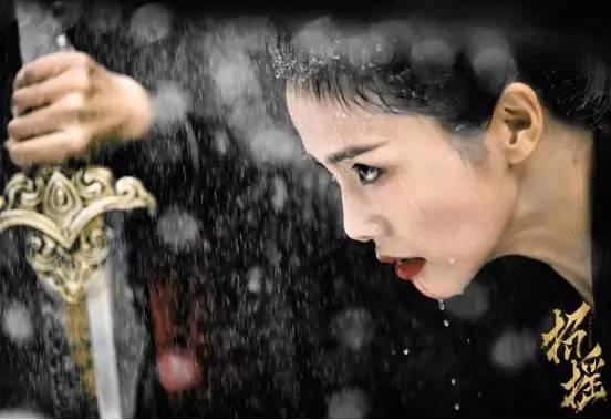 李子峰,杨泽,叶思伟等主演的古装仙侠剧《招摇》近日曝光了首批剧照