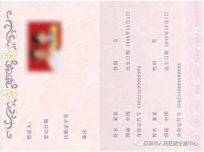 结婚证第一页_按原件比例复印,证件清晰,边角完整; 双方身份证同一页,结婚证同一页