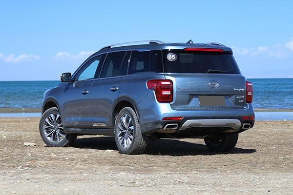 11月7座SUV排行榜:汉兰达未进前五途昂只排第三第一竟是它_凤凰