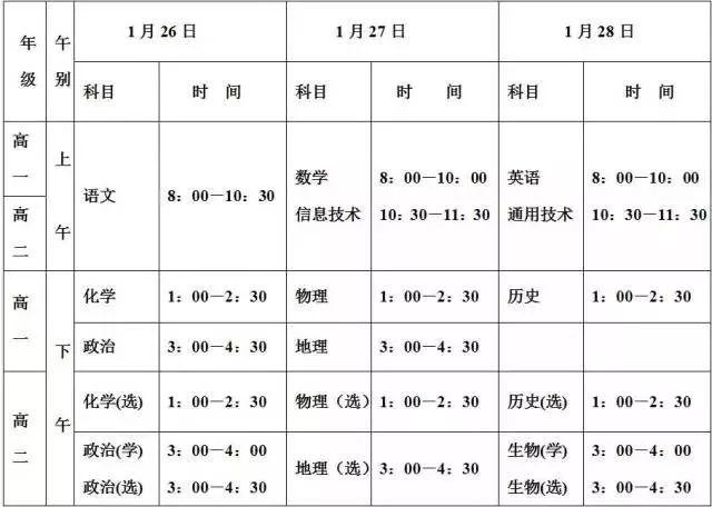 澳门新葡京网上娱乐:期末考、放寒假时间敲定!有学校要休51天网友:这是在放暑假吗