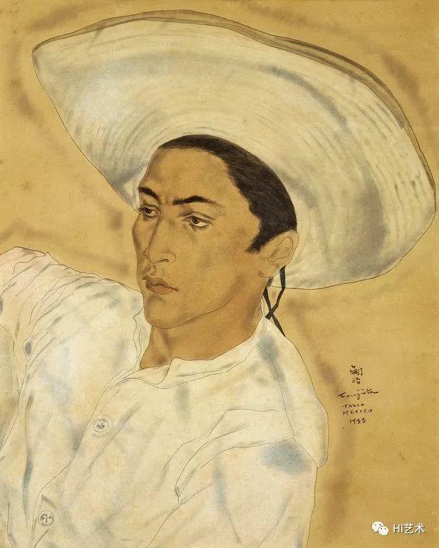 刘太乃:嘉德二十世纪板块有一张不是很大的日本艺术家藤田嗣治的