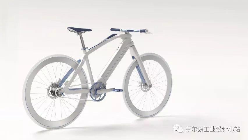 未来自行车设计