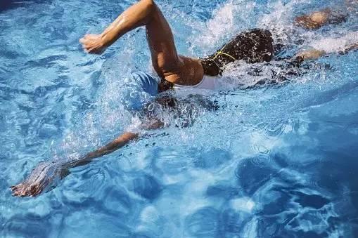 四大泳姿技巧图解和要诀
