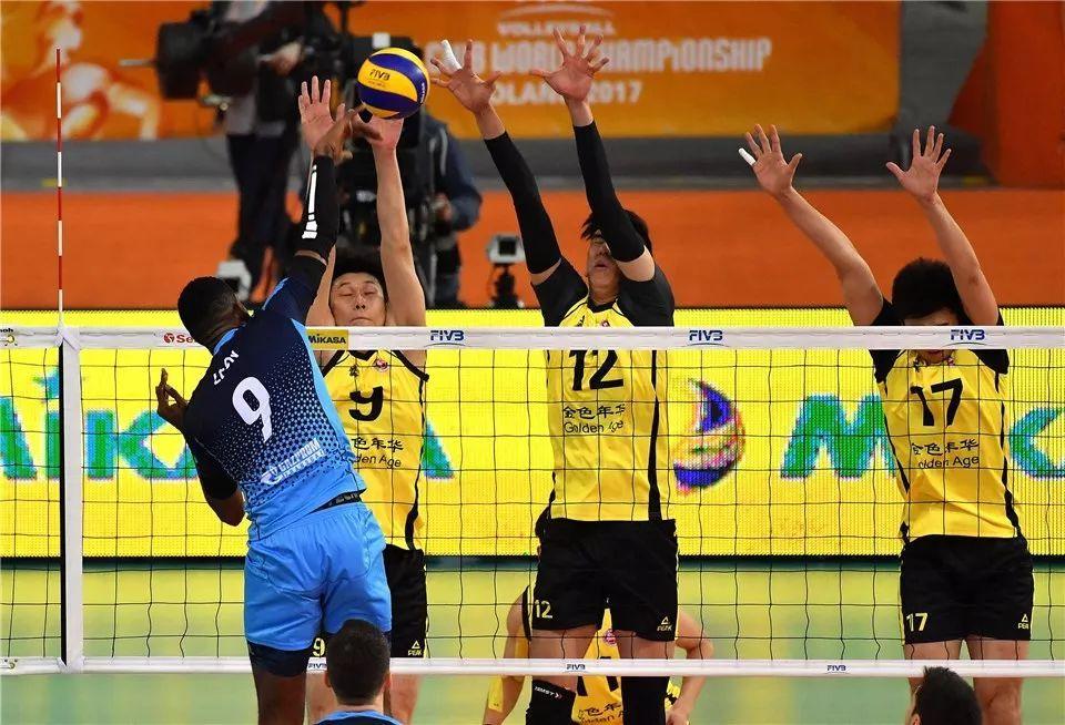 男排 ・ 世俱杯|上海男排两连败无缘晋级,最后一场为排超荣誉而
