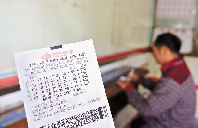 买彩票一月能挣多少钱_开彩票站为什么赔钱了