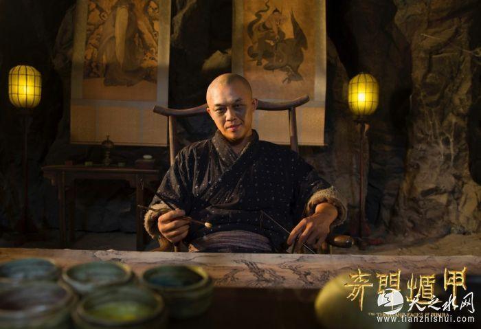 """《奇门遁甲》许明虎""""天妖视觉""""暴击水网(天之视频)二葫教学大战图片"""