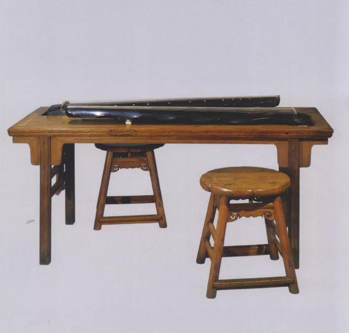 古琴桌凳尺寸图纸