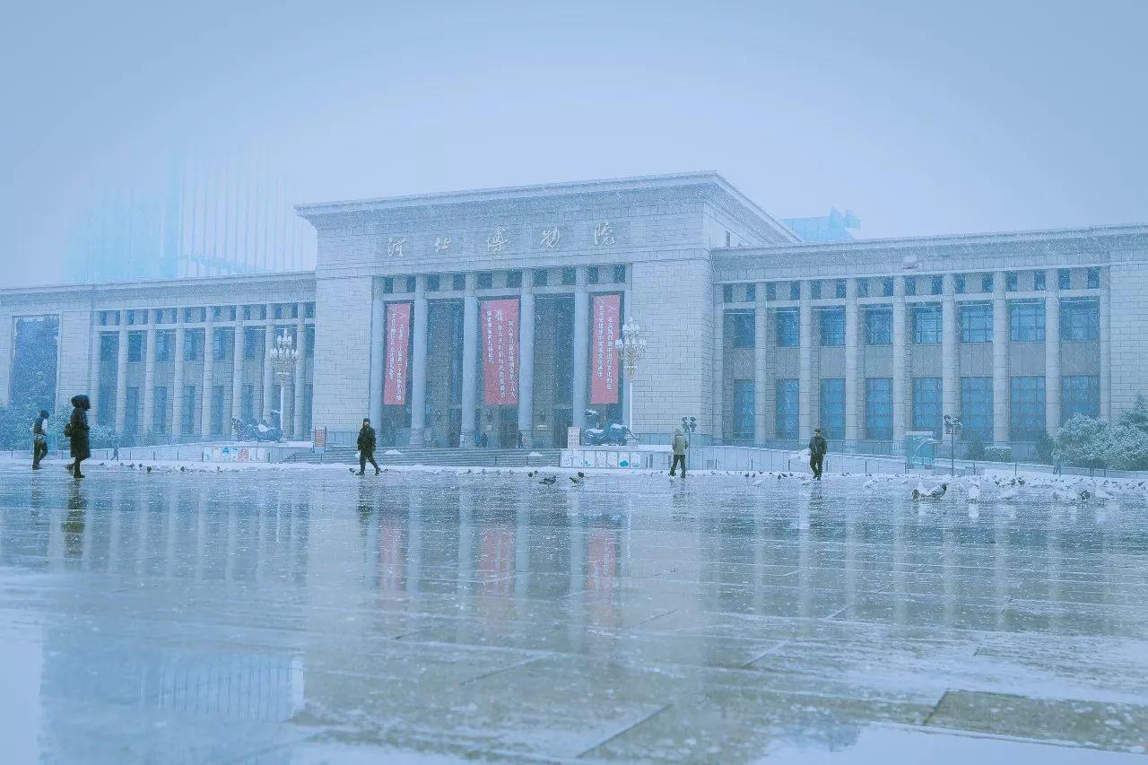 河北邯郸天气预报_初雪驾到!河北最美雪景全在这里啦,处处堪比风景大片