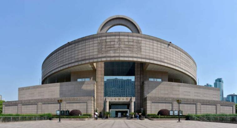 上海博物馆+