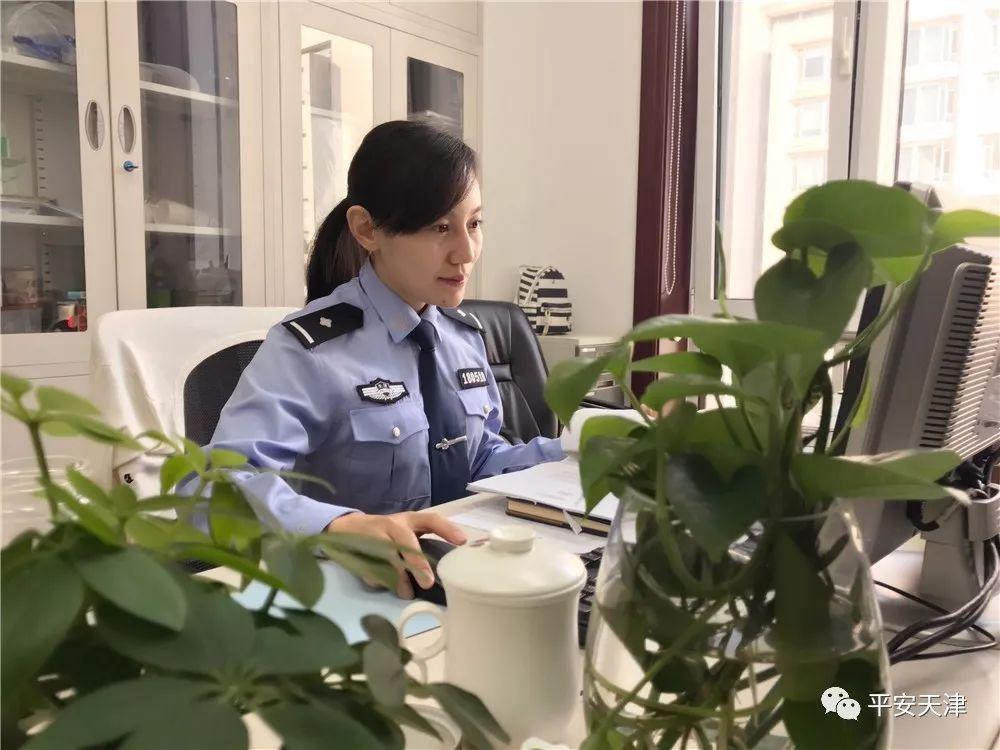 """2017年""""天津市最美女警""""候选人公布,快来投票选出你心中的最美警花吧……"""