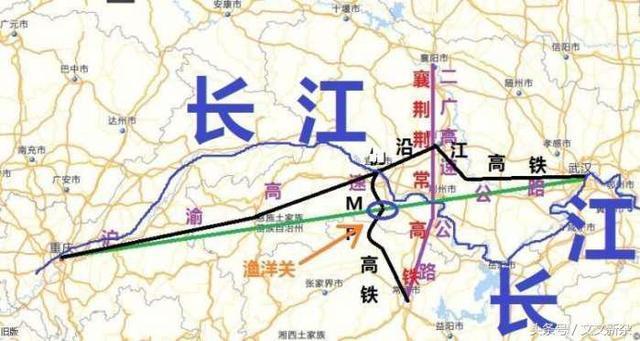 沿江高铁,过不过荆州,靖江,海安?