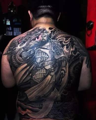 下一期将更新「战神吕布」纹身素材,喜欢的可以关注我们哦~ 广州星影