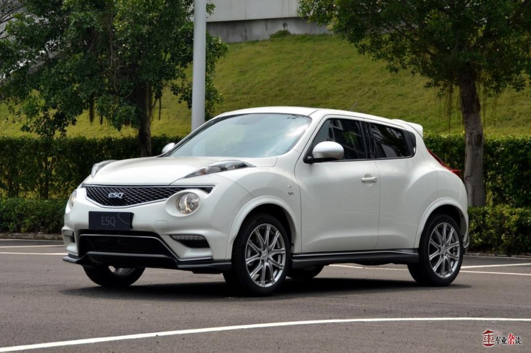 进口销售非豪华品牌小型SUV,除这几个,你还找得出来? - 周磊 - 周磊