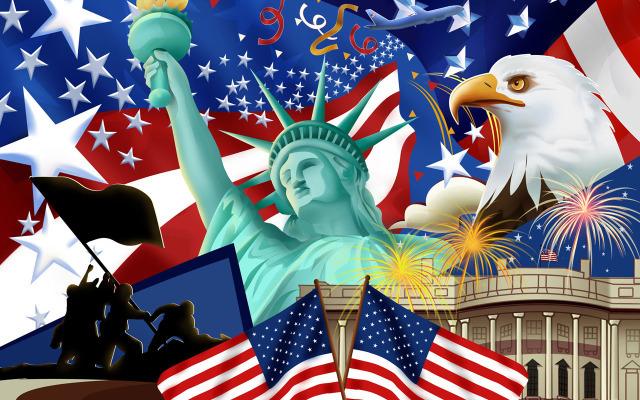 也许几十年后,世界上只有两类国家:美国、非美国?