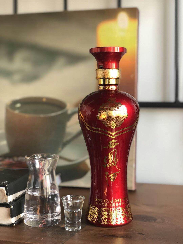 西凤酒 紫红列侯