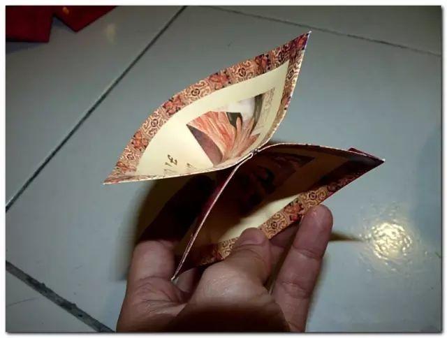 【元旦手工】元旦新年必备纸艺小灯笼手工制作,美美的