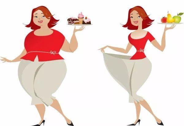 减肥期间吃了大餐怎么补救图片